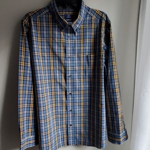 George Classic Fit XL Button Down Dress or Casual